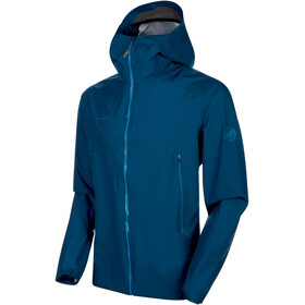 Mammut Masao Light HS Hooded Jacket Men poseidon